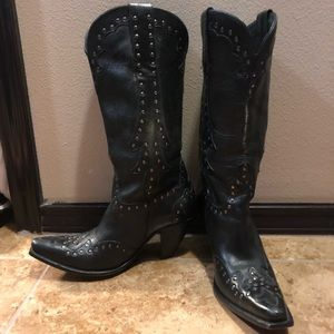 Charlie horse lucchese boots